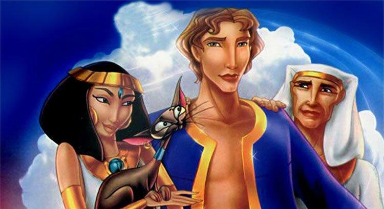 imagem José, o rei dos sonhos - filme