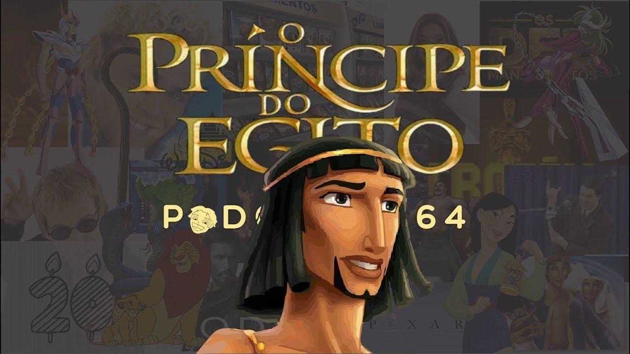 imagem do filme O Príncipe do Egito