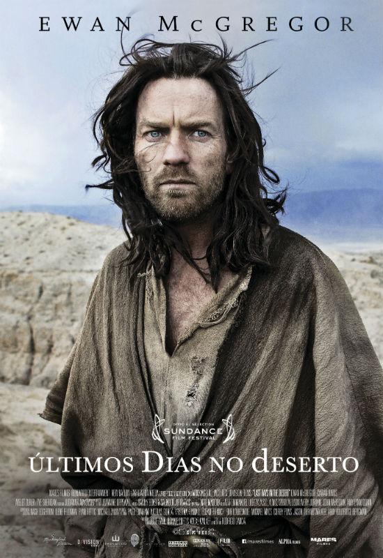 imagem personagem de Jesus no deserto