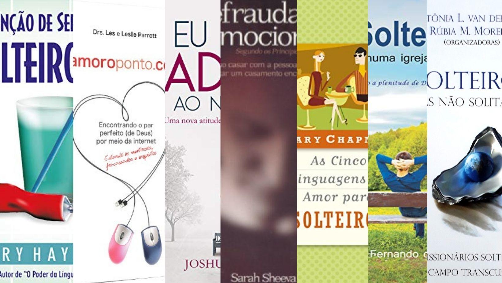 imagem de livros para jovens cristãos